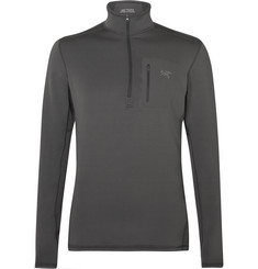 Arc'teryx Rho AR Stretch-Jersey Base Layer Top