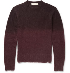 Marni Degradé Mohair-Blend Sweater
