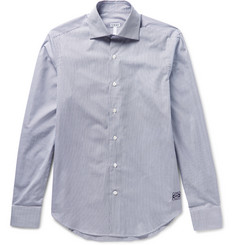 Loewe Slim-Fit Striped Cotton Shirt
