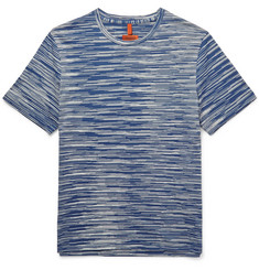 Missoni Space-Dye Knitted Cotton T-Shirt