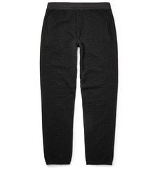 Missoni Shell-Trimmed Wool-Blend Jersey Trousers
