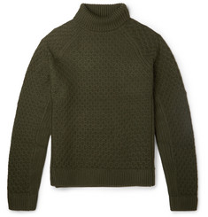 Neil Barrett Wool rollneck sweater