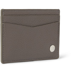 Dunhill Textured-Leather Cardholder