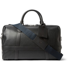 Dunhill Boston Grained-Leather Holdall
