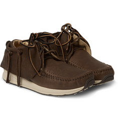 Visvim FBT Leather Sneakers