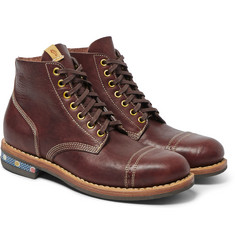 Visvim - NCF Cap Leather Boots