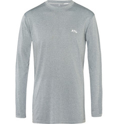 Athletic Propulsion Labs Knitted Nylon-Blend Running T-Shirt