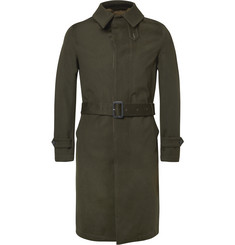 Mackintosh Storm System Wool Trench Coat