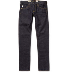 AG Jeans Nomad Slim-Fit Rinsed Denim Jeans