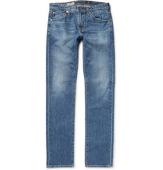 AG Jeans Matchbox Slim-Fit Rinsed-Denim Jeans
