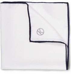 Kingsman Drake's Silk Pocket Square