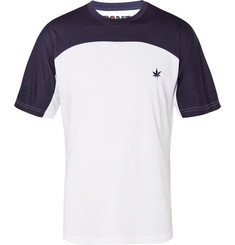 Boast Panelled Jersey Tennis T-Shirt