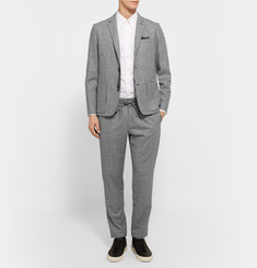 Ovadia & Sons Houndstooth Wool Trousers