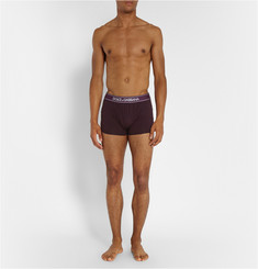 Dolce & Gabbana Stretch-Cotton Jersey Boxer Briefs