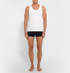 Dolce & Gabbana - Two-Pack Stretch-Cotton Tank Tops