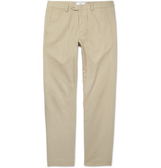 AMI Slim-Fit Cotton Chinos