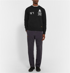 Neighborhood Printed Cotton Sweatshirt