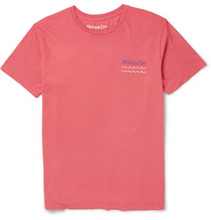Mollusk Marinas Cotton T-Shirt