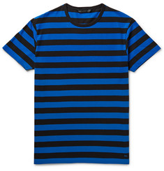 Marc by Marc Jacobs Lucas Striped Cotton-Jersey T-Shirt