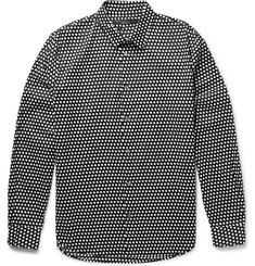 Marc by Marc Jacobs Printed Cotton Shirt