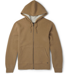 Marc by Marc Jacobs Cotton-Blend Jersey Hoodie
