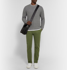 Marc by Marc Jacobs Ribbed Cotton and Wool-Blend Sweater