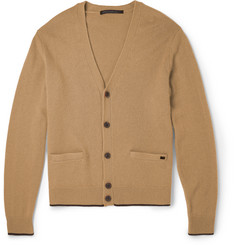 Marc by Marc Jacobs Crosby Contrast-Edge Cashmere Cardigan