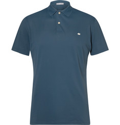 Peter Millar Stretch-Piqué Polo Shirt