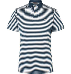 Peter Millar - Cummings Striped Stretch-Piqué Polo Shirt