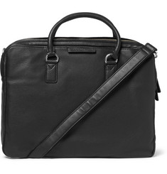 Marc by Marc Jacobs Grained-Leather Briefcase