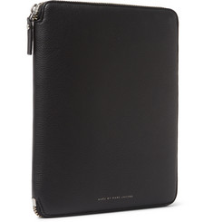 Marc by Marc Jacobs Grained-Leather Portfolio