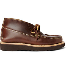 Yuketen Maine Guide Leather Chukka Boots