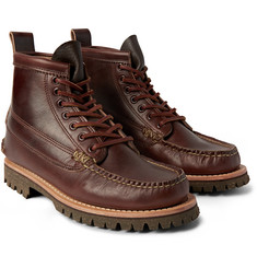 Yuketen - Angler Leather Boots