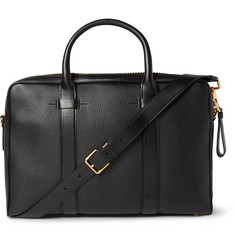 Tom Ford Grained-Leather Briefcase