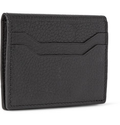 Tom Ford - Bifold Grained-Leather Cardholder