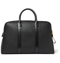 Tom Ford Grained-Leather Holdall