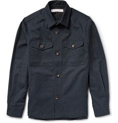 Private White V.C. Piccadilly Cotton-Canvas Shirt Jacket