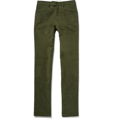 Private White V.C. Beatle Slim-Fit Cotton-Moleskin Trousers