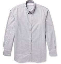 Private White V.C. Striped Slub Cotton Shirt