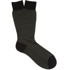 Pantherella Forster Wool-Blend Socks