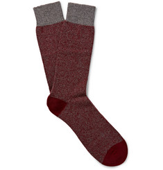 Pantherella Kelmarsh Wool-Blend Socks