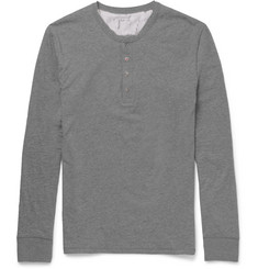 Paul Smith Cotton-Jersey Henley T-Shirt
