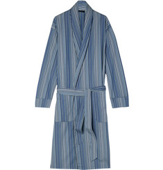Paul Smith Shoes & Accessories Striped Cotton Robe