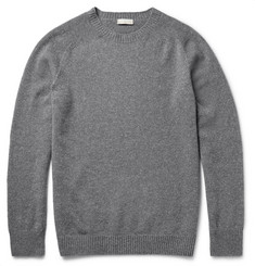 Margaret Howell Wool and Cashmere-Blend Sweater