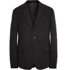 Margaret Howell Black Cotton-Moleskin Blazer