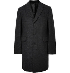 PS by Paul Smith Wool-Blend Bouclé Overcoat