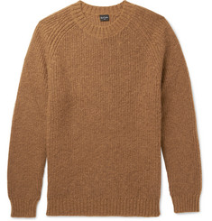 PS by Paul Smith Ribbed-Knit Sweater