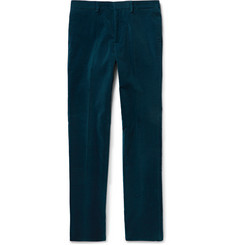 PS by Paul Smith Slim-Fit Cotton-Corduroy Trousers