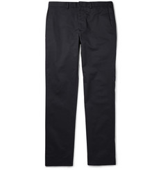 PS by Paul Smith Slim-Fit Stretch-Cotton Twill Trousers