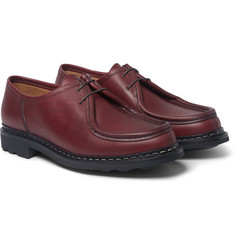 Heschung Thuya Leather Derby Shoes